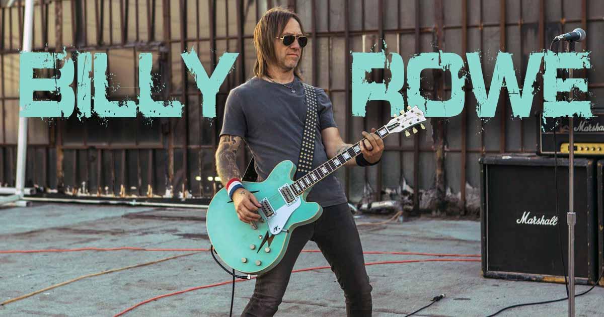 BUCKCHERRY: presentano il nuovo chitarrista
