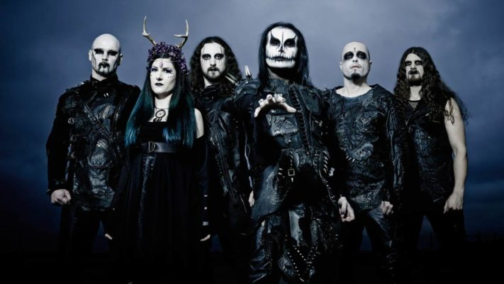 CRADLE OF FILTH: un live in streaming nella chiesa di St. Mary's ad Halloween