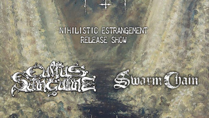 """FORGOTTEN TOMB: release show di """"Nihilistic Estrangement"""" allo Slaughter Club"""