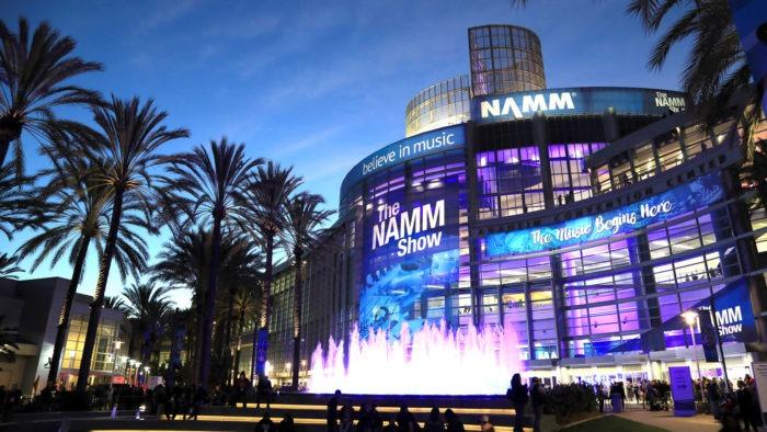 NAMM: annullamento dell'edizione 2021