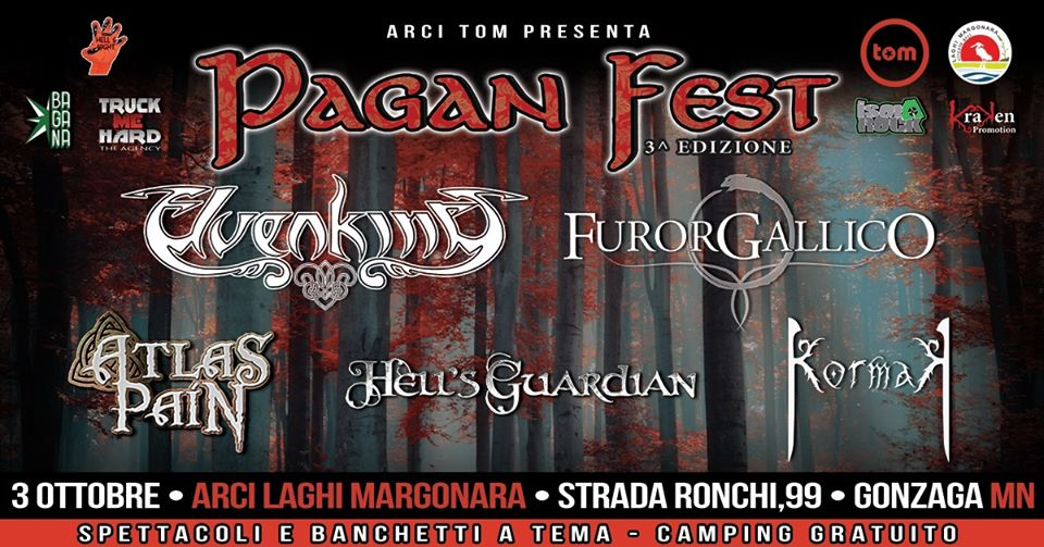 PAGAN FEST 2020: cambio di location