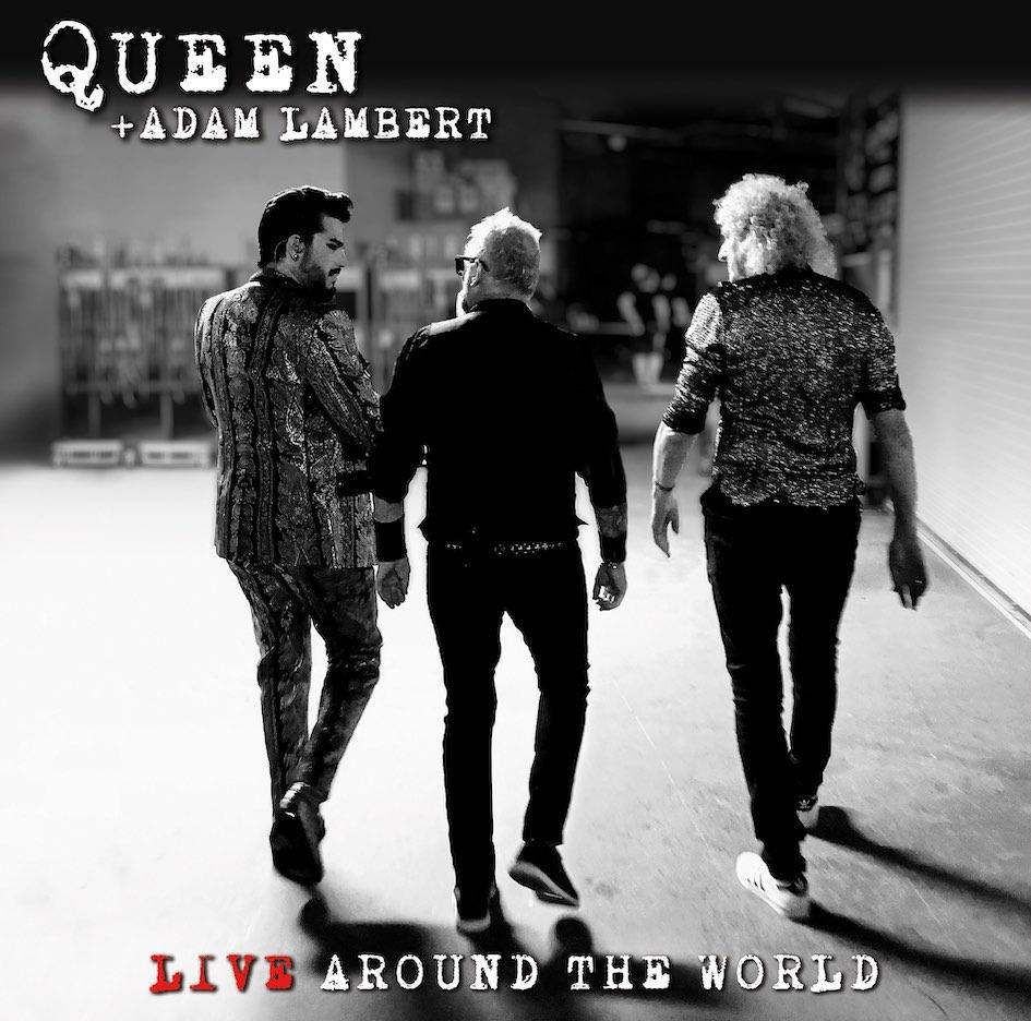 QUEEN + ADAM LAMBERT: il loro primo live album