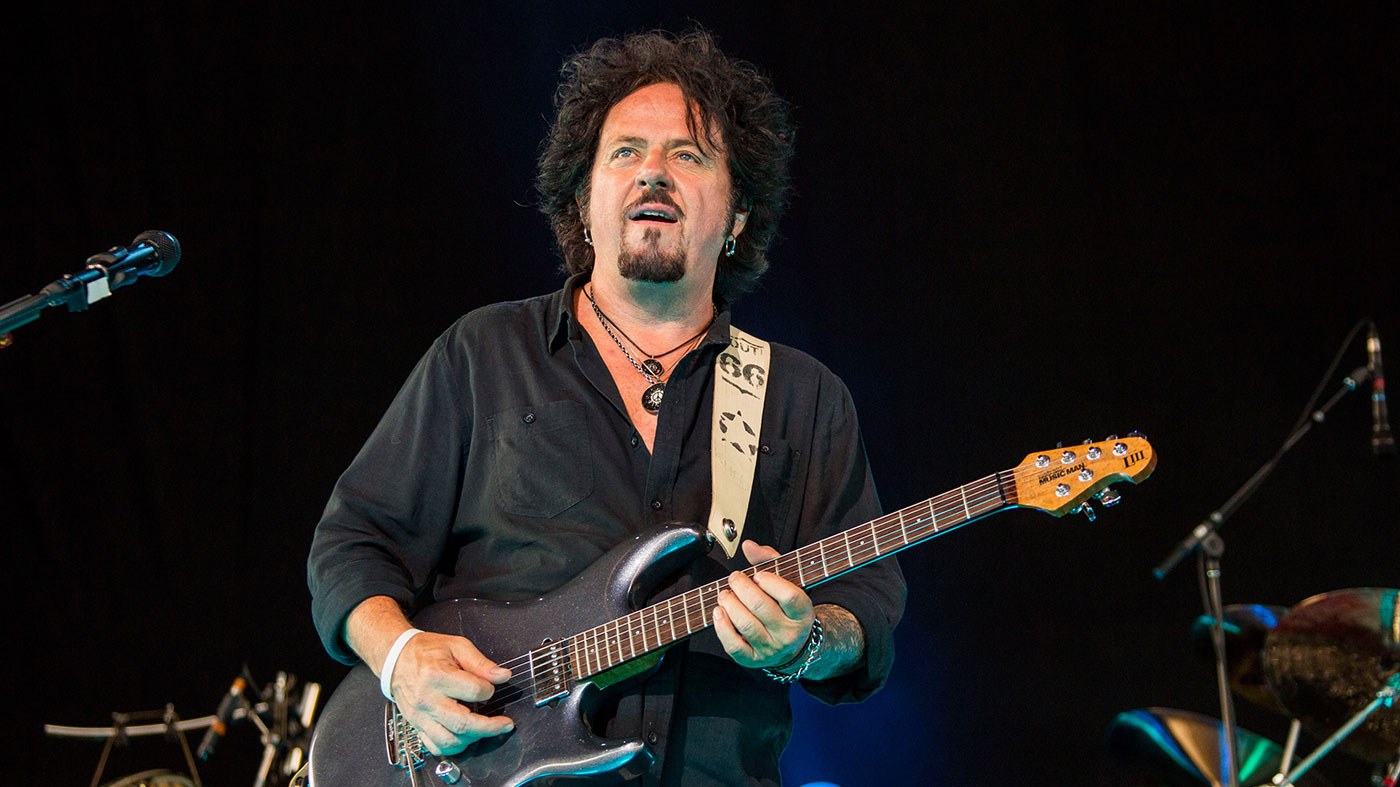 "STEVE LUKATHER: il nuovo singolo ""Run To Me"" ecco il video"