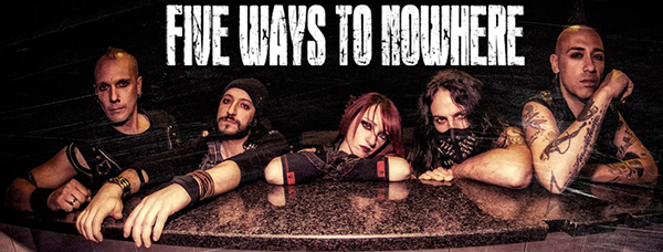 Five Ways to Nowhere in apertura ai Deathless Legacy