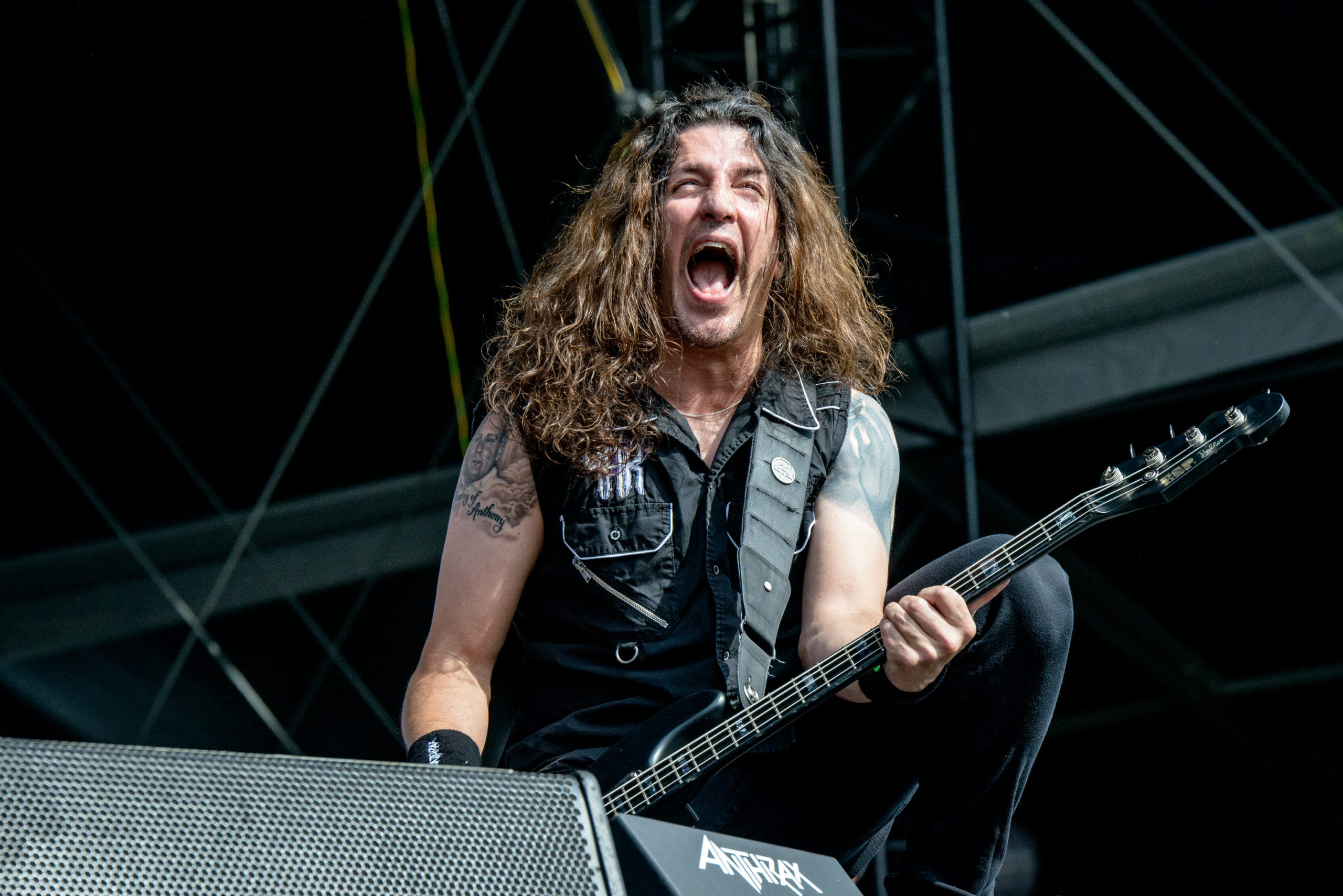 ANTHRAX: il primo album solista di Frank Bello