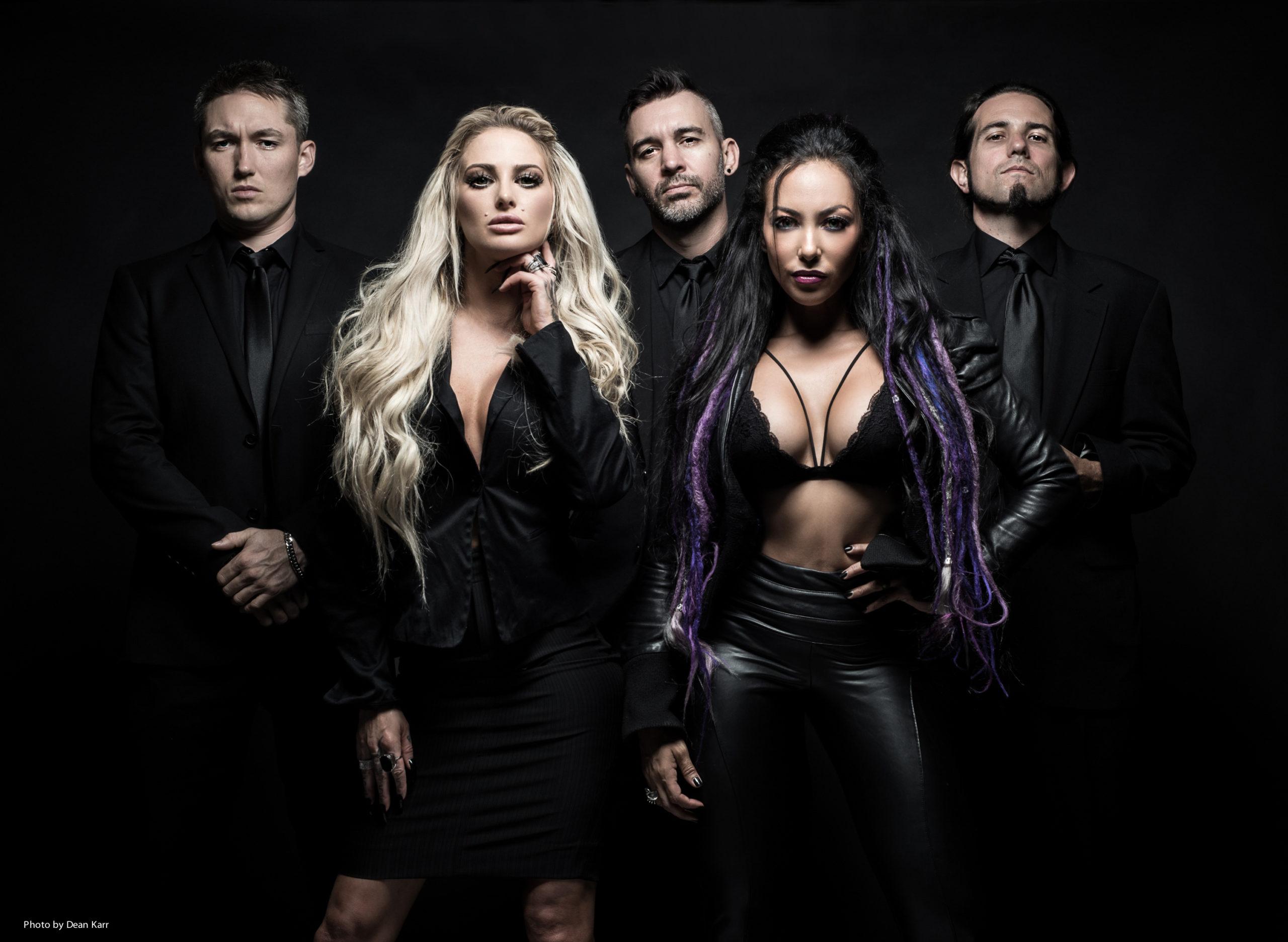 BUTCHER BABIES: il loro show di partecipazione all'European Metal Festival Alliance