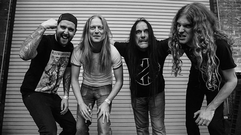 "CARCASS: dal nuovo EP ""Despicable"" ascolta ""The Long And Winding Bier Road"""