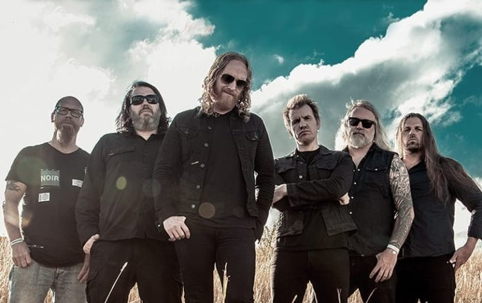 "DARK TRANQUILLITY: uno show in live streaming con tutto il disco ""Moment"""