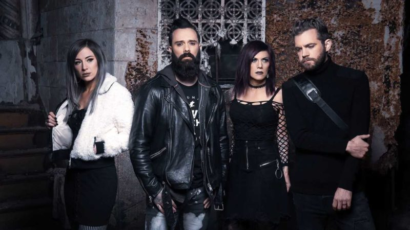 "SKILLET: edizione deluxe di ""Victorious"" e lyric video dell'inedito ""Dead Man Walking"""