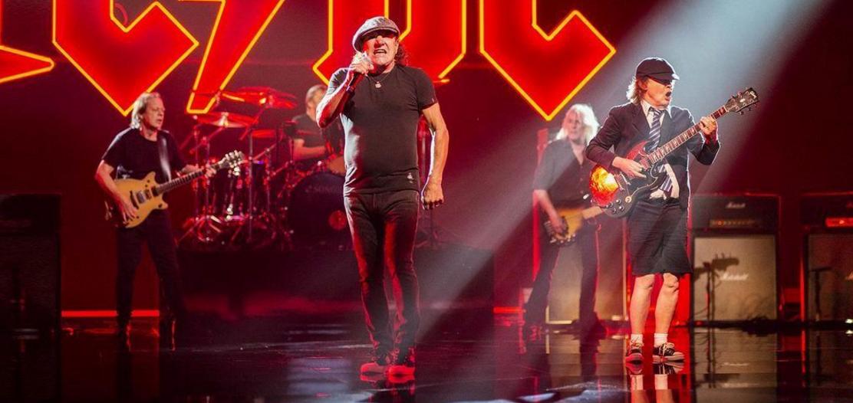 AC/DC: all'opera sul nuovo video
