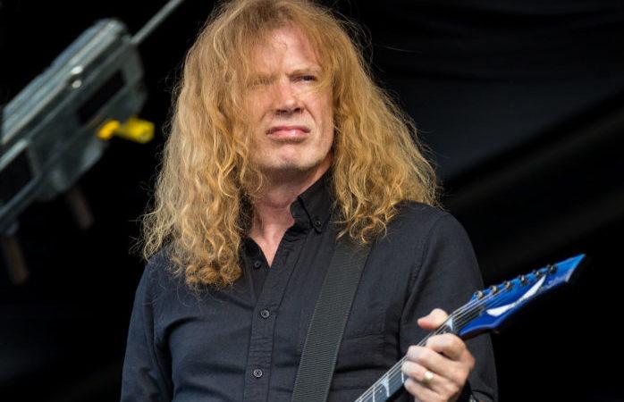 Chi è il nuovo bassista dei MEGADETH? Dave Mustaine svela un piccolo assaggio!