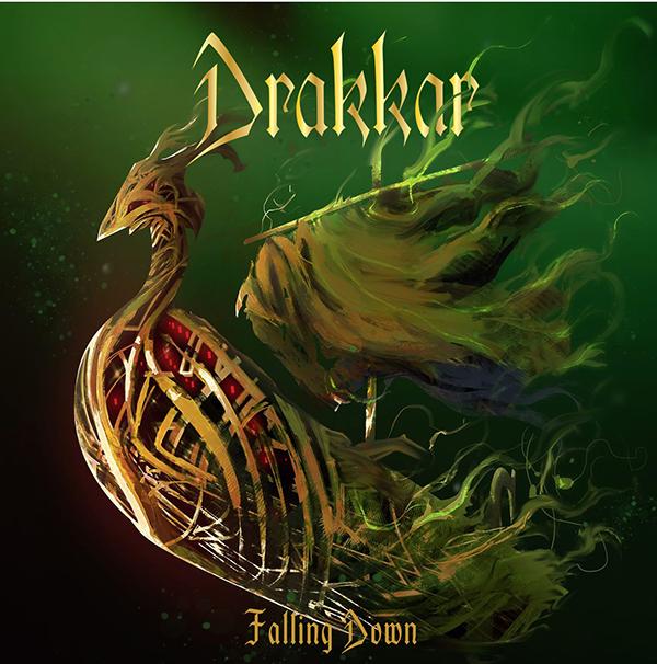 Nuovo EP per i power metallers Drakkar