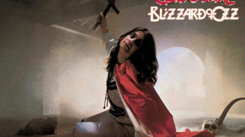 """OZZY OSBOURNE: """"Blizzard Of Ozz"""" compie 40 anni, ecco l'edizione digitale estesa"""