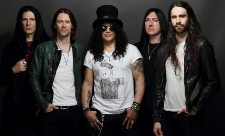 SLASH FEATURING MYLES KENNEDY AND THE CONSPIRATORS: nel 2021 arriverà il disco nuovo