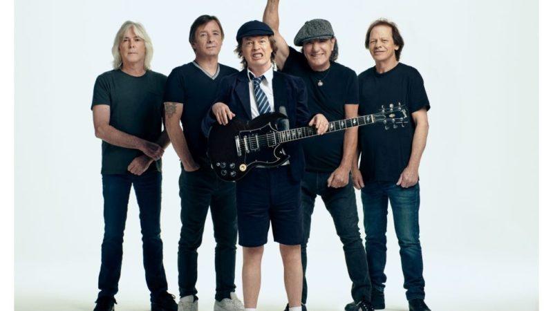 """AC/DC: dettagli sul nuovo disco """"Power Up"""" e il nuovo singolo """"Shot In The Dark"""""""