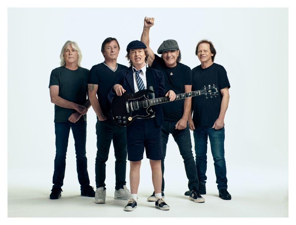 AC/DC: la nuova collezione di monete