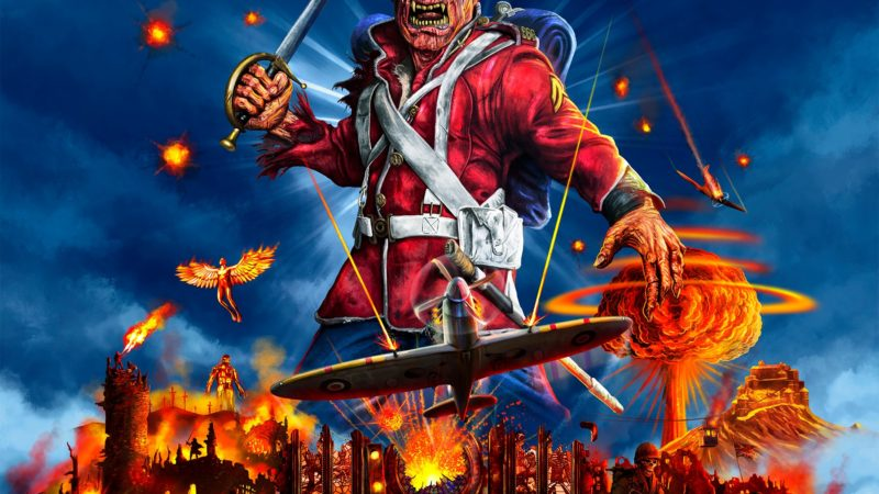 IRON MAIDEN: nuove date per il Legacy of the Beast European Tour 2021