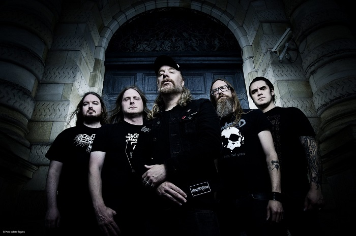 AT THE GATES: il video di 'Spectre Of Extinction', primo estratto dal nuovo disco