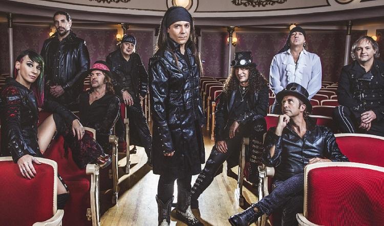 MÄGO DE OZ: il lyric video del nuovo singolo 'Bandera Negra'
