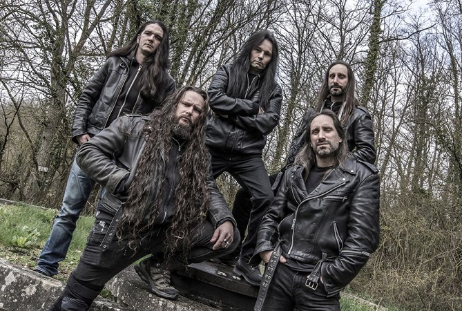 NO RETURN: il live video di 'The Crimson Rider'