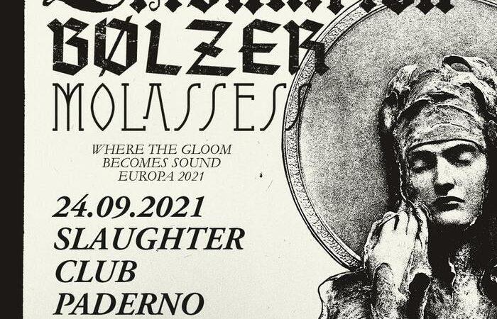 TRIBULATION: rinviata a settembre la data allo Slaughter Club