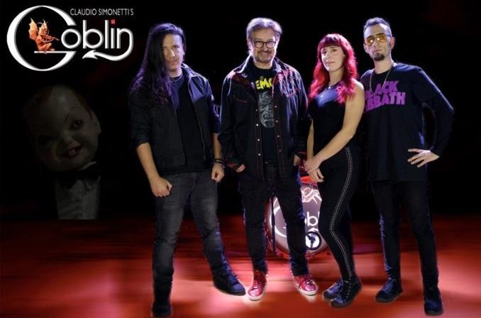 CLAUDIO SIMONETTI'S GOBLIN: ecco il nuovo chitarrista