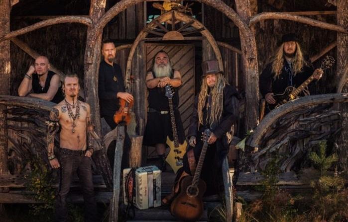 KORPIKLAANI: i dettagli del nuovo album 'Jylhä' e due video on-line