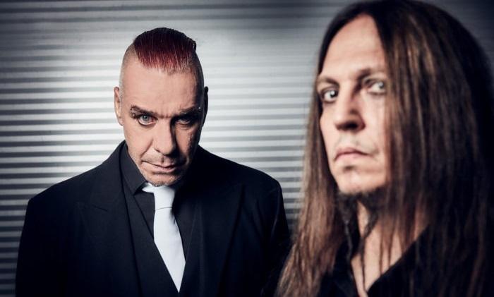 LINDEMANN: Till Lindemann e Peter Tägtgren si separano!