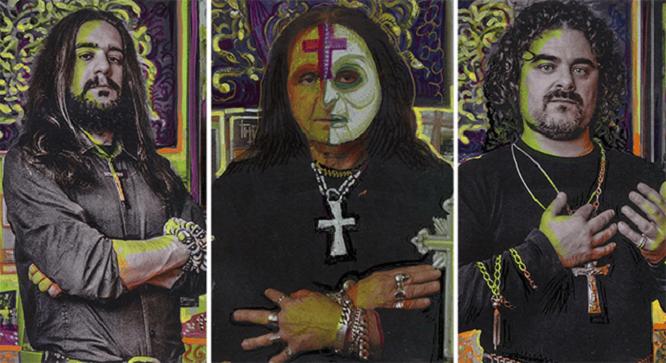 THE BLACK: il nuovo album 'Ars Metal Mentis' è in uscita