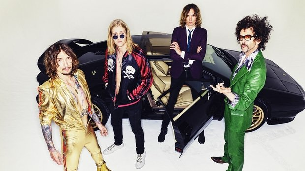 THE DARKNESS: a dicembre uno show in live streaming