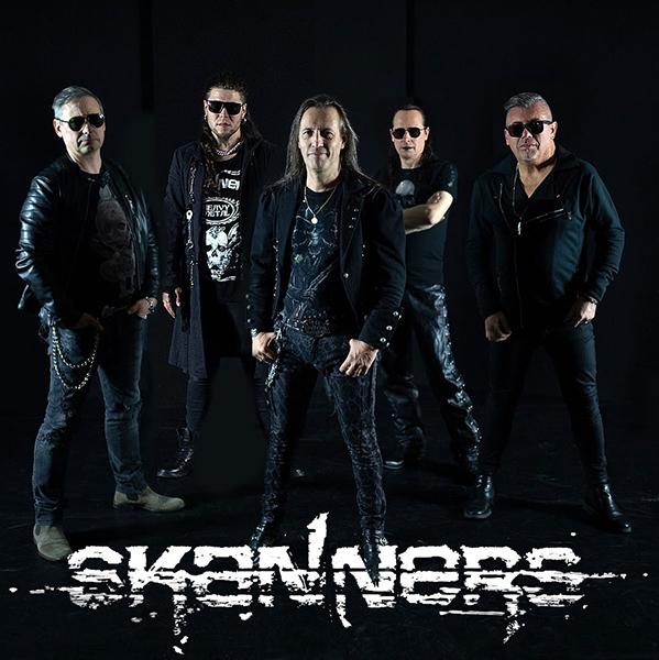 Gli Skanners tornano in studio