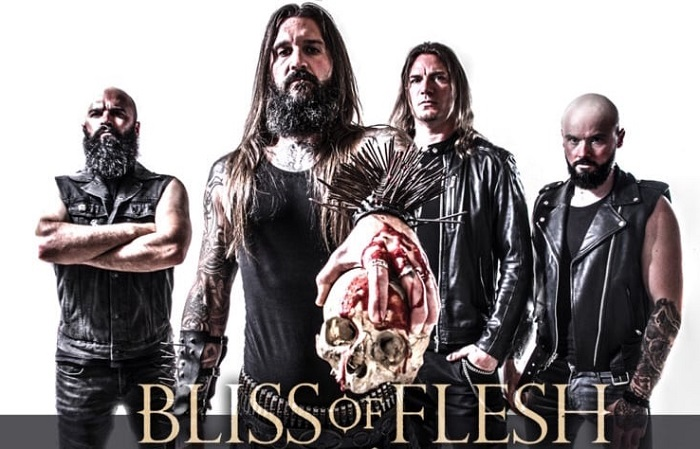 BLISS OF FLESH: il videoclip di 'Krieg'
