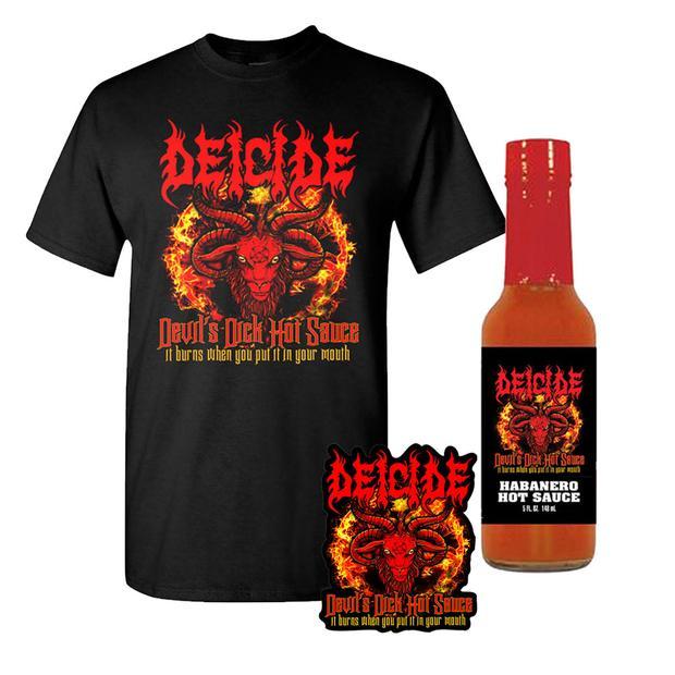 """DEICIDE: la loro salsa piccante """"Devil's Dick"""""""