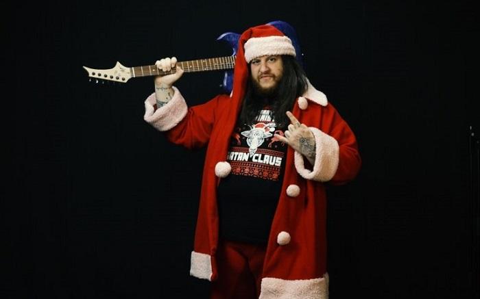 DANNY METAL: in arrivo l'album 'Heavy Christmas', per le festività natalizie