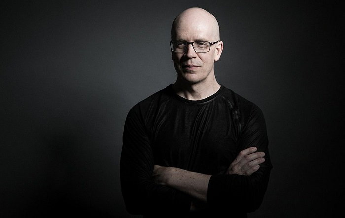 DEVIN TOWNSEND: il video con l'intera performance natalizia 'A Very Devy Christmas'