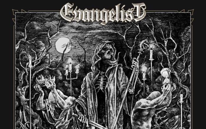 EVANGELIST: in arrivo l'EP 'Ad Mortem Festinamus', ascolta due brani in streaming
