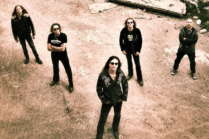 ROYAL HUNT: in uscita l'album 'Dystopia', ascolta un brano con Mats Leven (Candlemass)