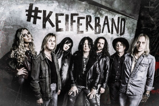 TOM KEIFER and #KEIFERBAND: ecco il lyric video di 'Life Was Here'