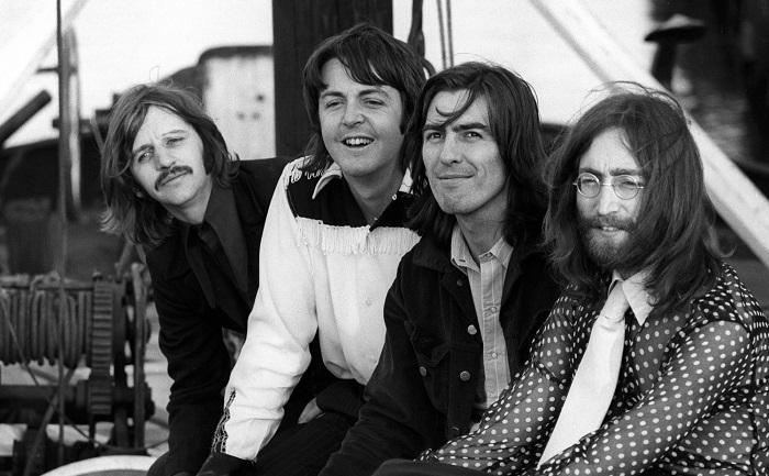THE BEATLES: guarda le riprese inedite in studio del 1969
