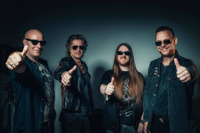 IRON SAVIOR: ecco il video di 'Raise The Flag'