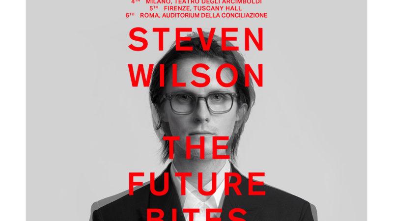 STEVEN WILSON: a ottobre 2021 tre date in Italia
