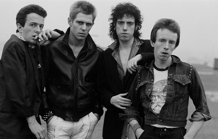 THE CLASH: on-line il video di 'The Magnificent Seven'