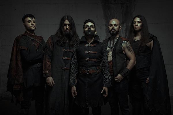 DRACONICON: nuovo progetto dark power metal