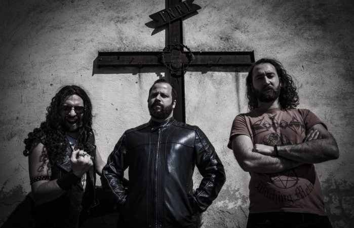 ANGEL MARTYR: il lyric video di 'Nothing Louder Than Silence'