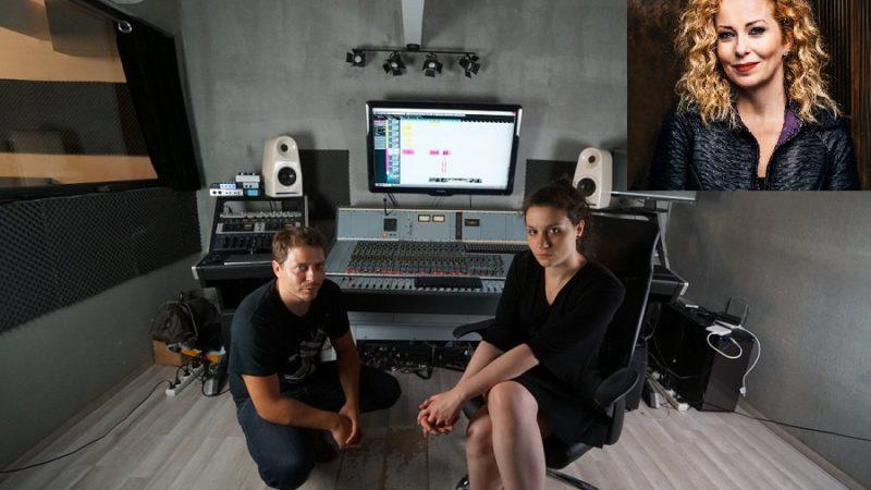 CELESTIAL BURST con ANNEKE VAN GIERSBERGEN: ascolta il debutto 'The Maze'
