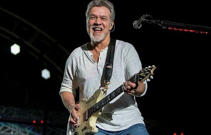 Una serie di chitarre per omaggiare EDDIE VAN HALEN uscirà quest'anno