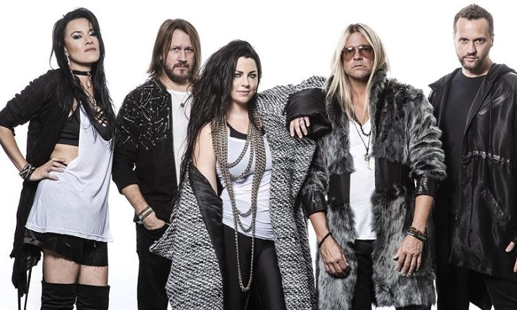 EVANESCENCE: guarda il nuovo video di 'Better Without You'