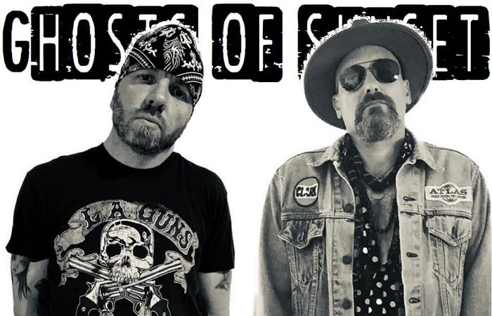 GHOSTS OF SUNSET: fuori il nuovo singolo 'All I Wanna Do Is Rock' in streaming