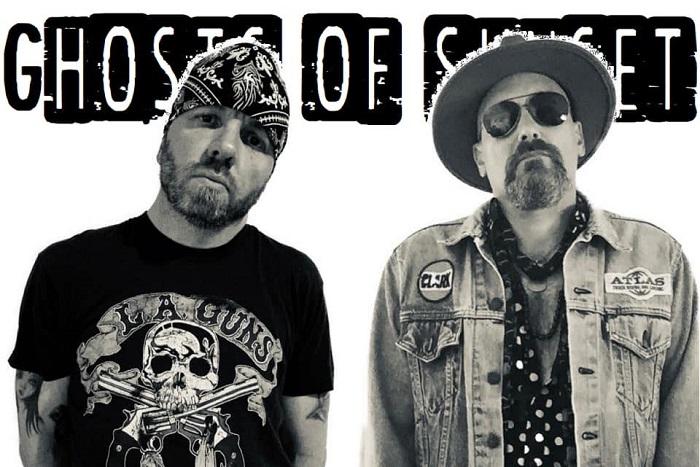 GHOSTS OF SUNSET: ascolta la nuova 'No Saints In The City'