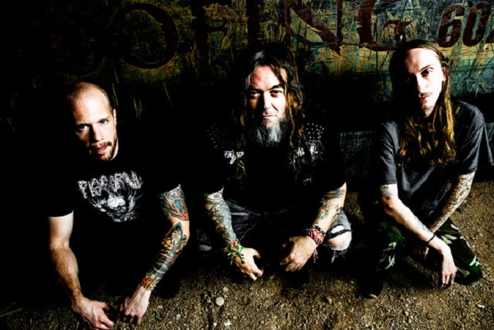 GO AHEAD AND DIE: la nuova band di Max Cavalera all'opera sul nuovo materiale